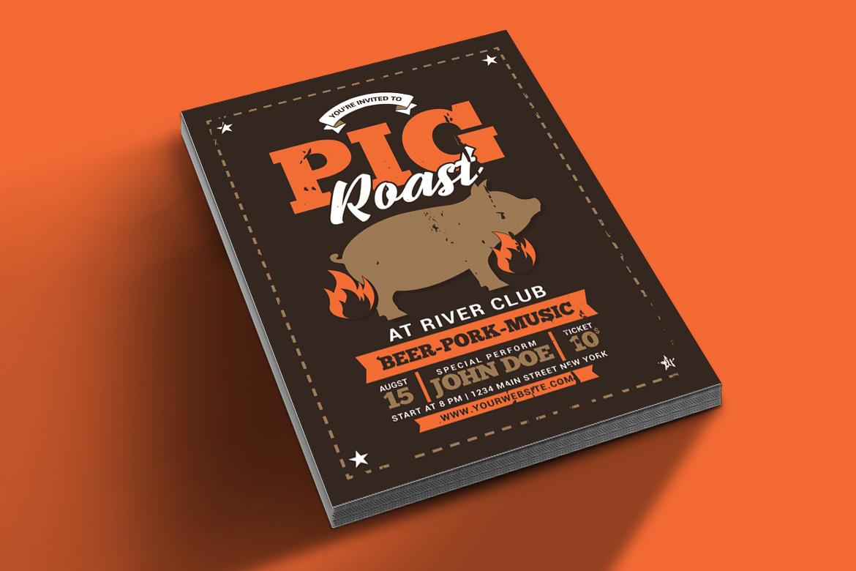 Pig Roast Event example image 2