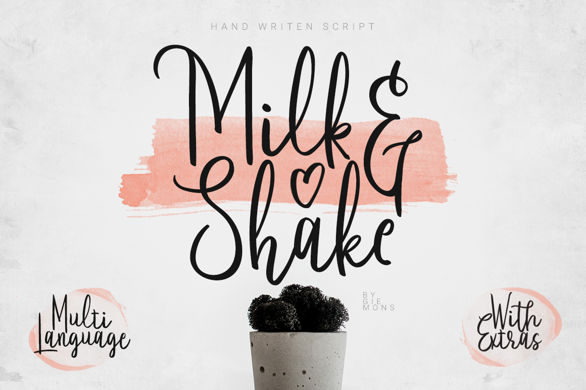 Milkandshake Script example image 1