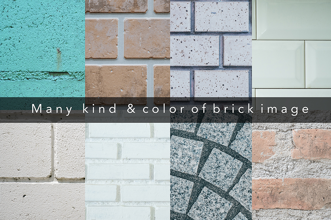 90 Brick texture background  example image 3