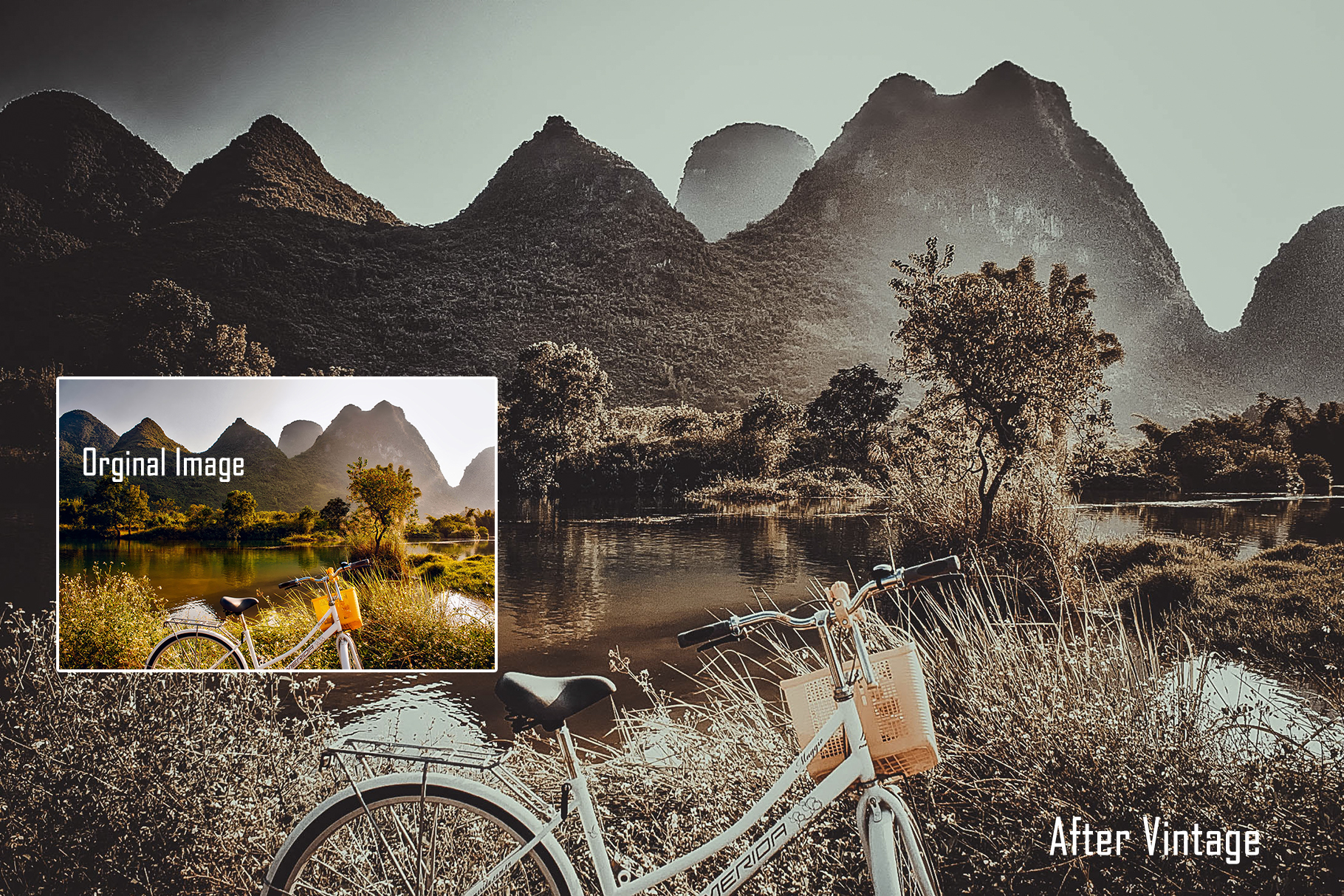 Period of Vintage Lightroom Presets example image 7