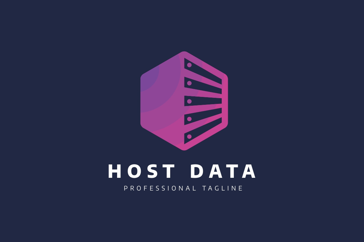 Host Data Logo example image 2