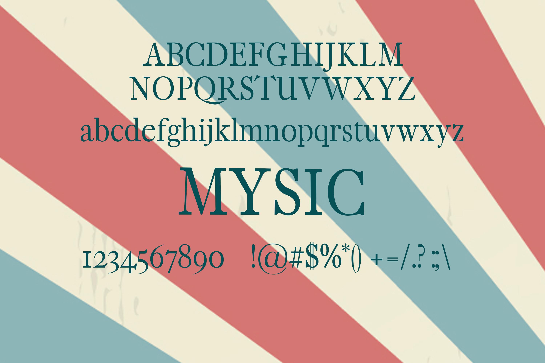 150 Premium Vintage Fonts example image 22