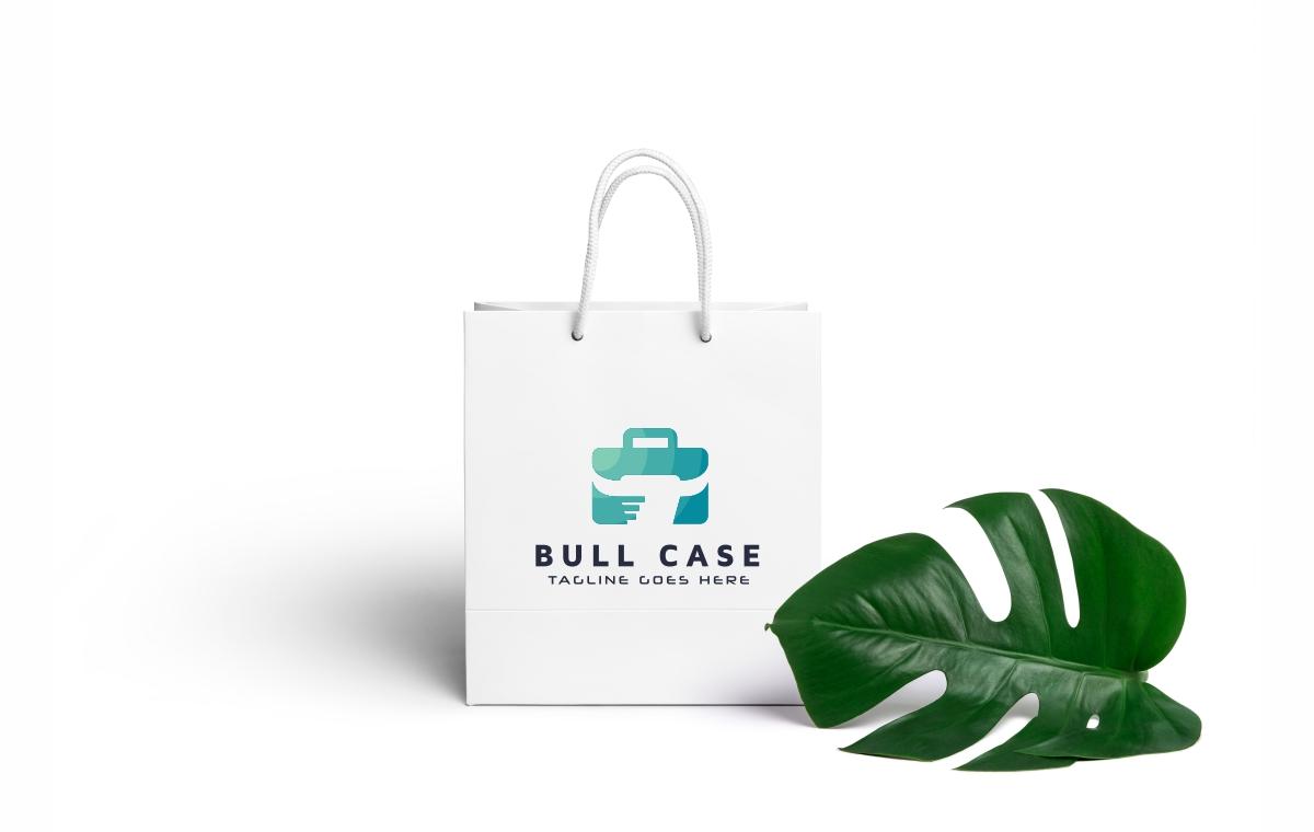 Bull Case Logo example image 4