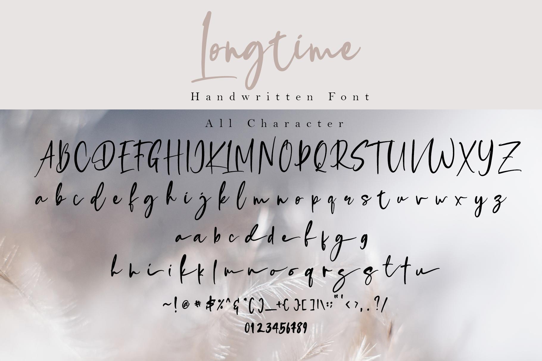 Longtime example image 10