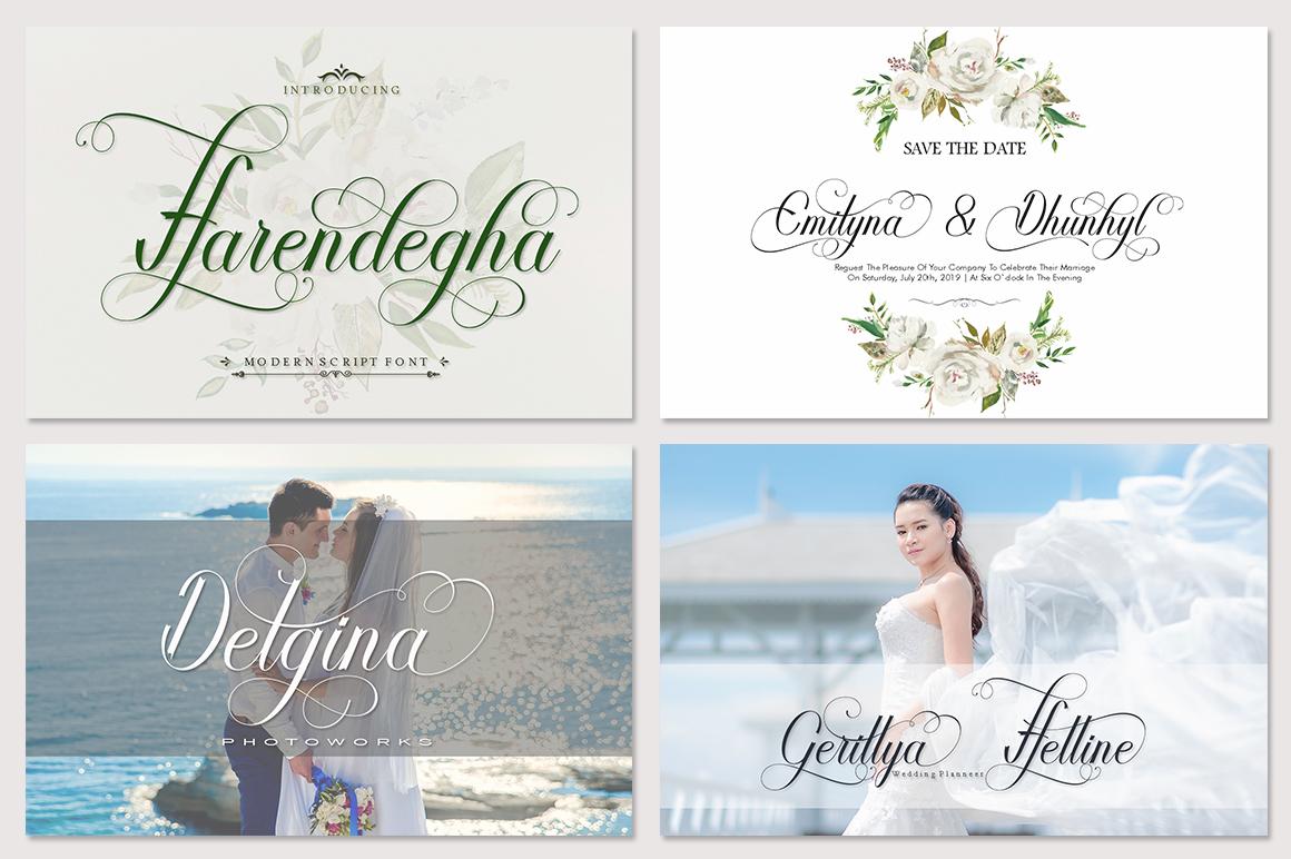Fantastic Beautiful Bundle 10 Collection Font example image 6