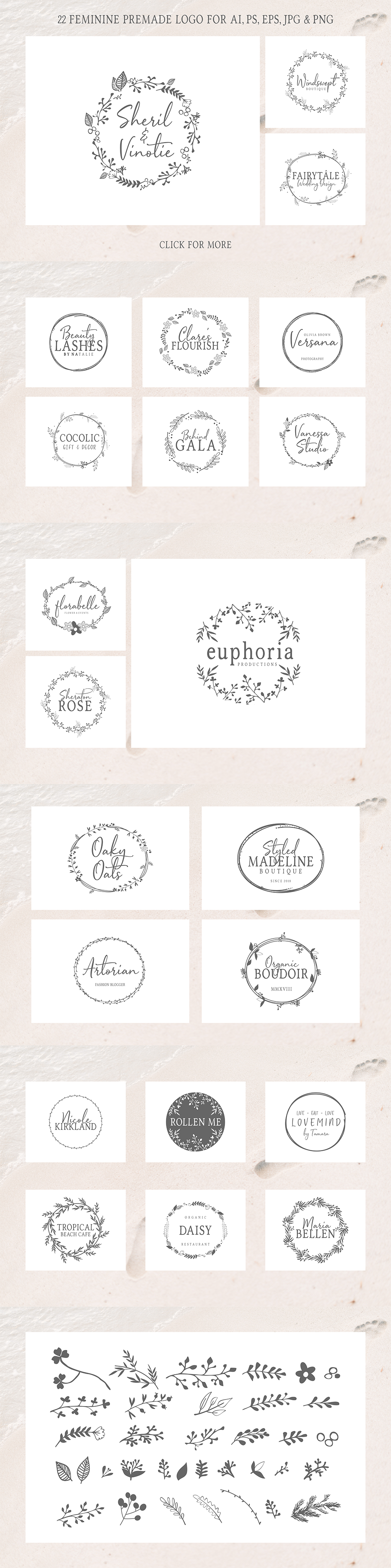 Sophistica - 10+ Fonts & Extras example image 3
