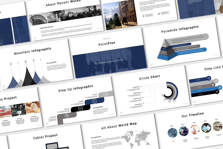 Point Plan Presentation example image 2