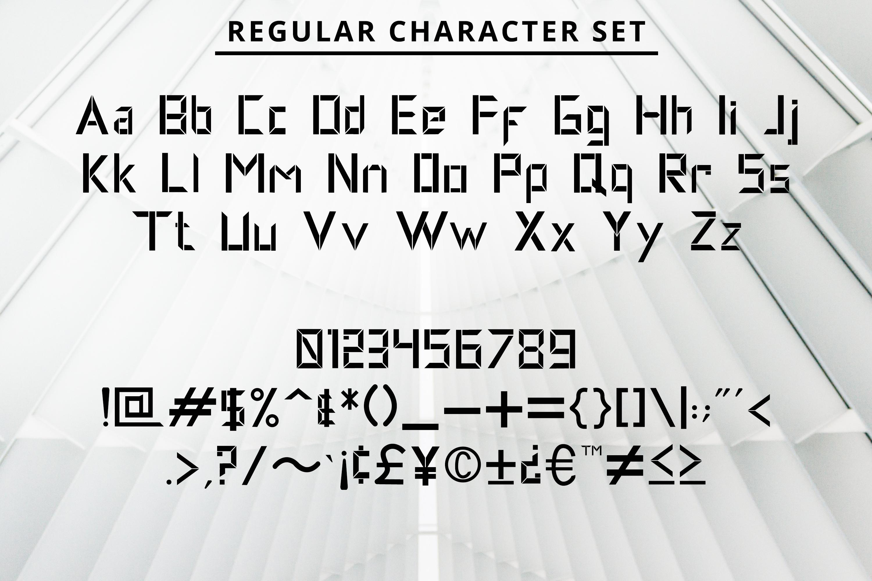 Nex Time Font example image 3
