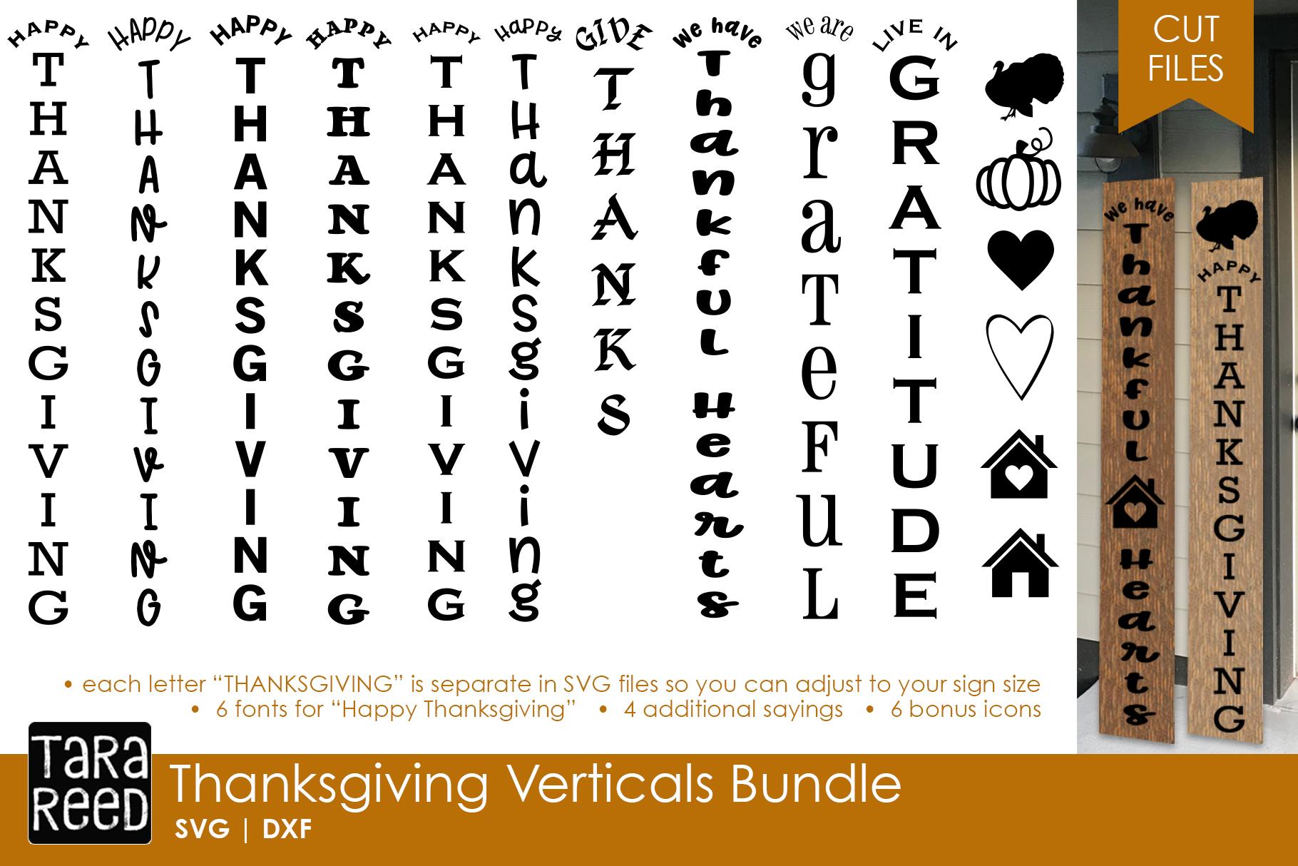 Thanksgiving MEGA Bundle example image 2