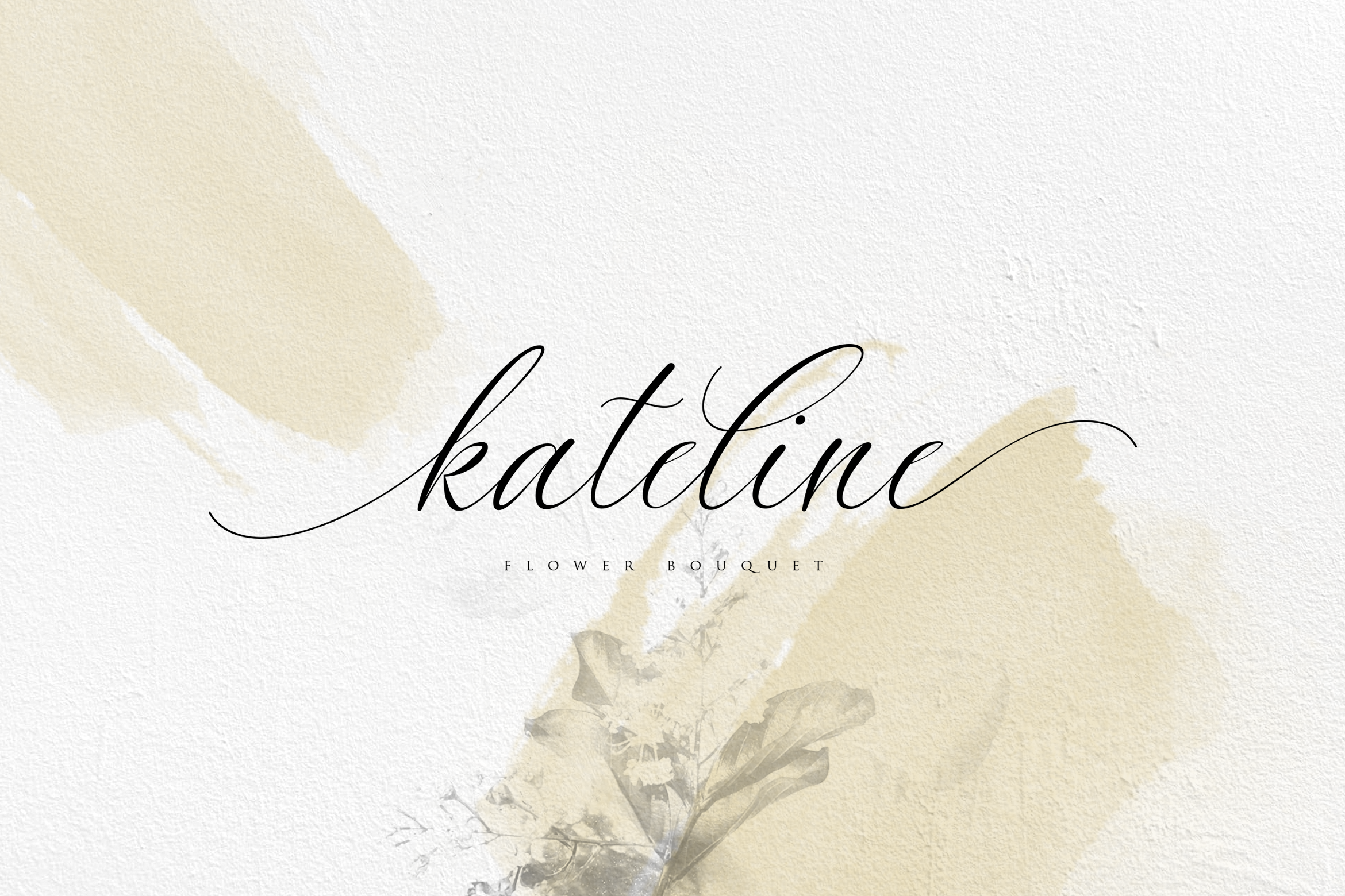 Silenter // Modern Calligraphy Font example image 2