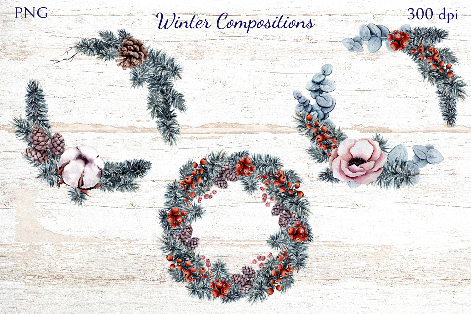 Winter Compositions example image 6