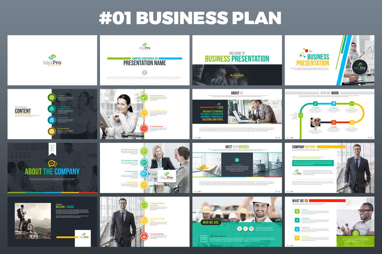 BusinessPlan PowerPoint Presentation example image 2