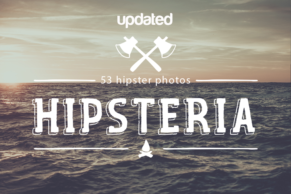 Hipsteria I and II packs example image 15
