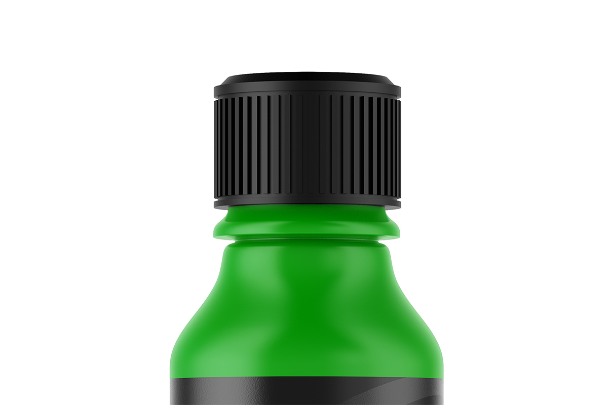 Plastic Cosmetic Bottle Mockup example image 5