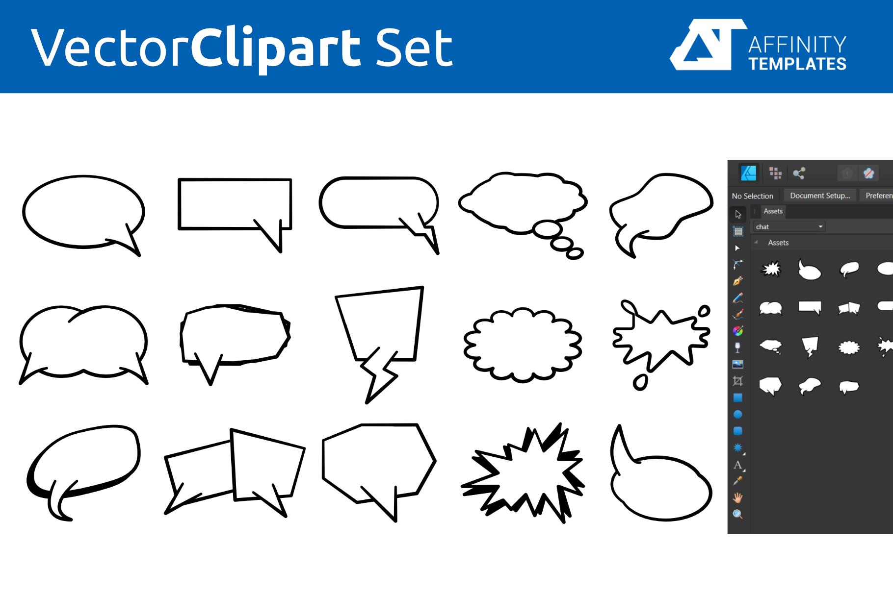 Affinity Designer Clip-atrs Bundle example image 13