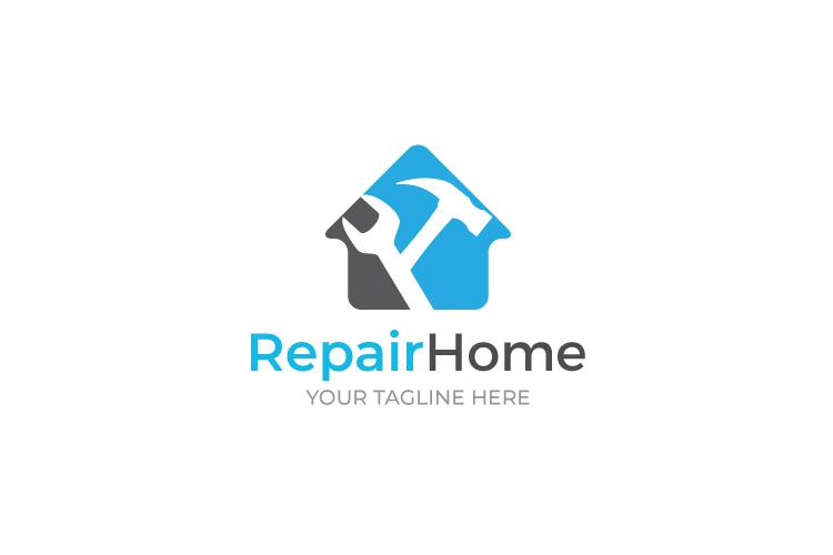 Home Repair Logo example image 1
