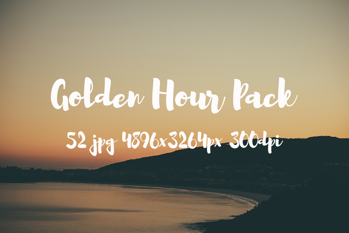 Golden hour Pack example image 18