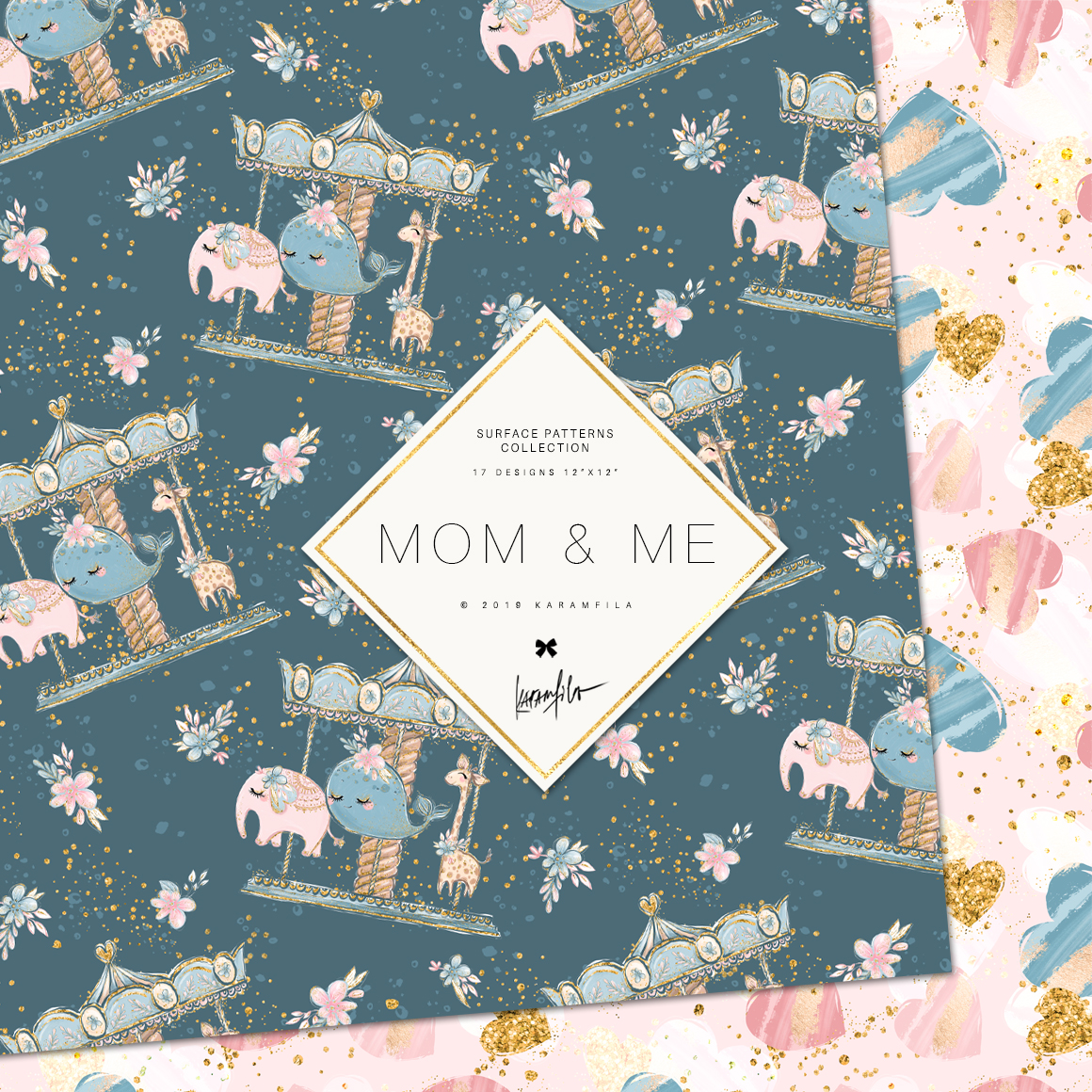 Baby Animals Mother's Day Patterns example image 9