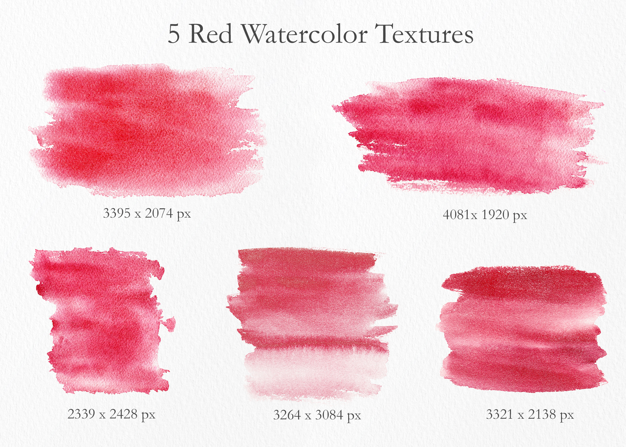 Watercolor Burgundy Floral Clipart Collection. example image 13