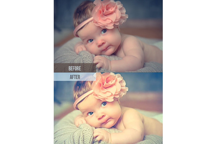 232 Premium The Baby Collection Lightroom Presets (Presets for Lightroom 5,6,CC) example image 3