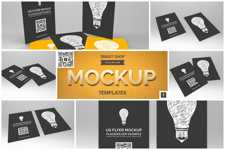 Flyer Mockup example image 1