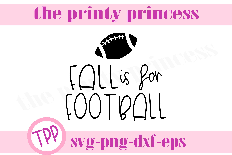 Fall is for Football svg, Football svg, Fall svg example image 1