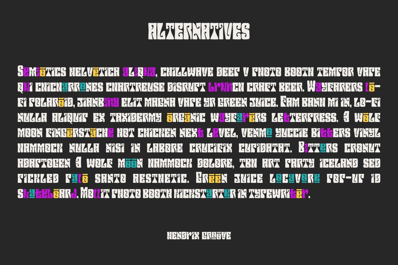 Hendrix Groove example image 7