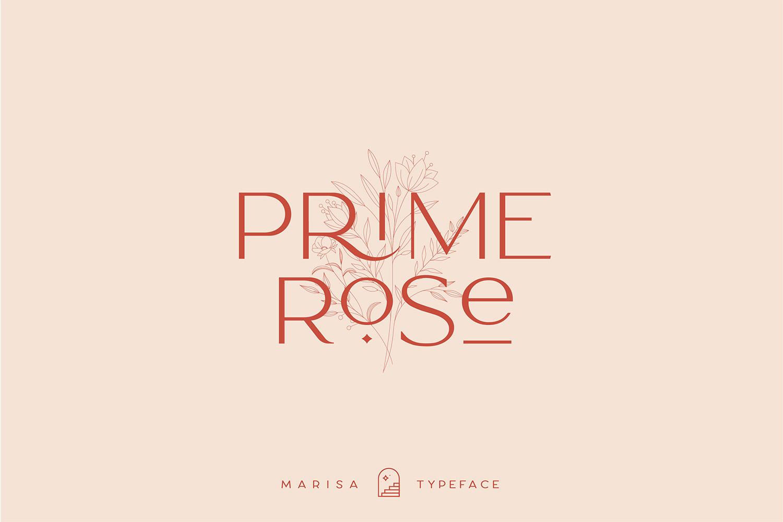 Classy Marisa - Elegant Fashion Stylish Typeface example image 6