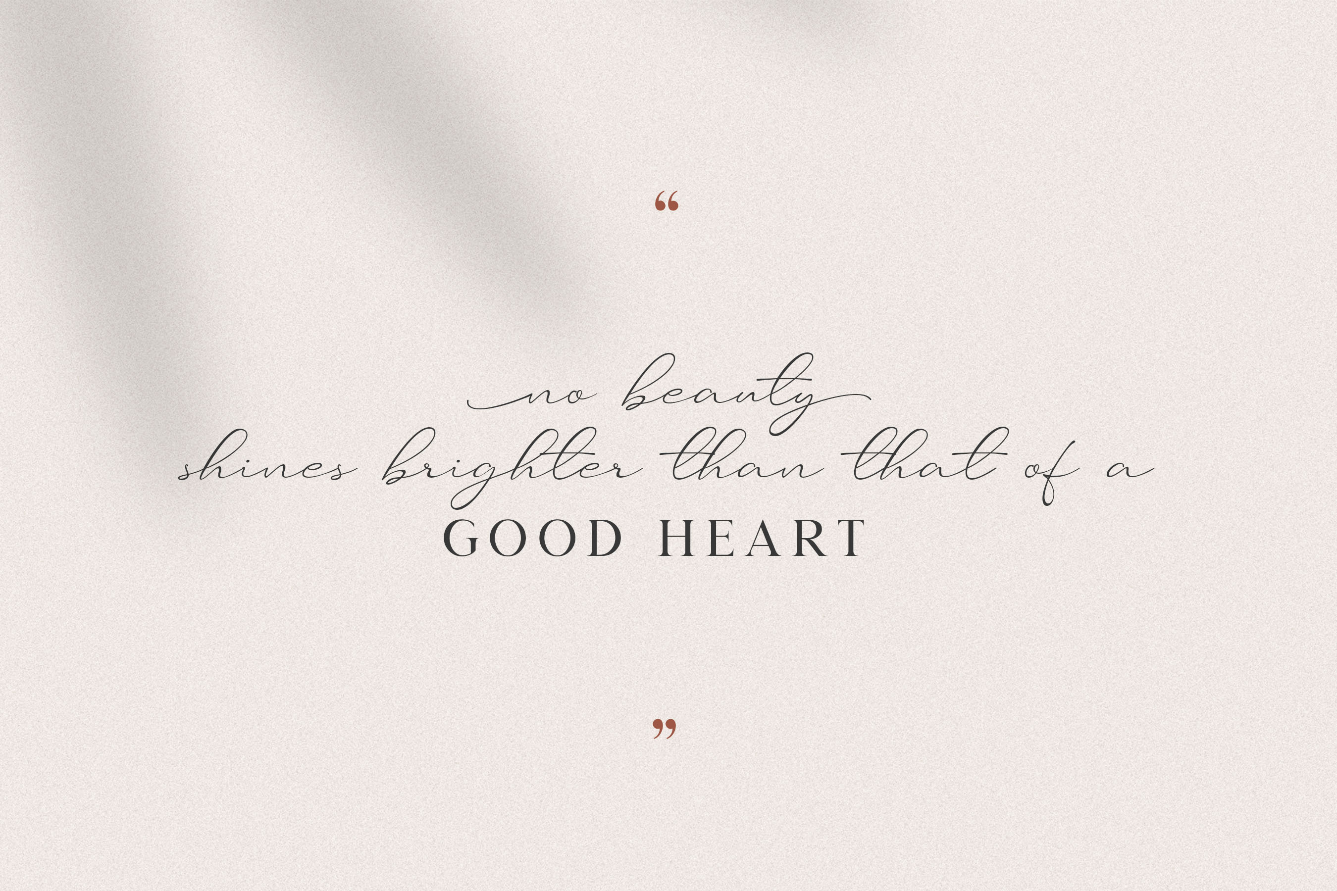 Letter Heart Font Duo example image 9
