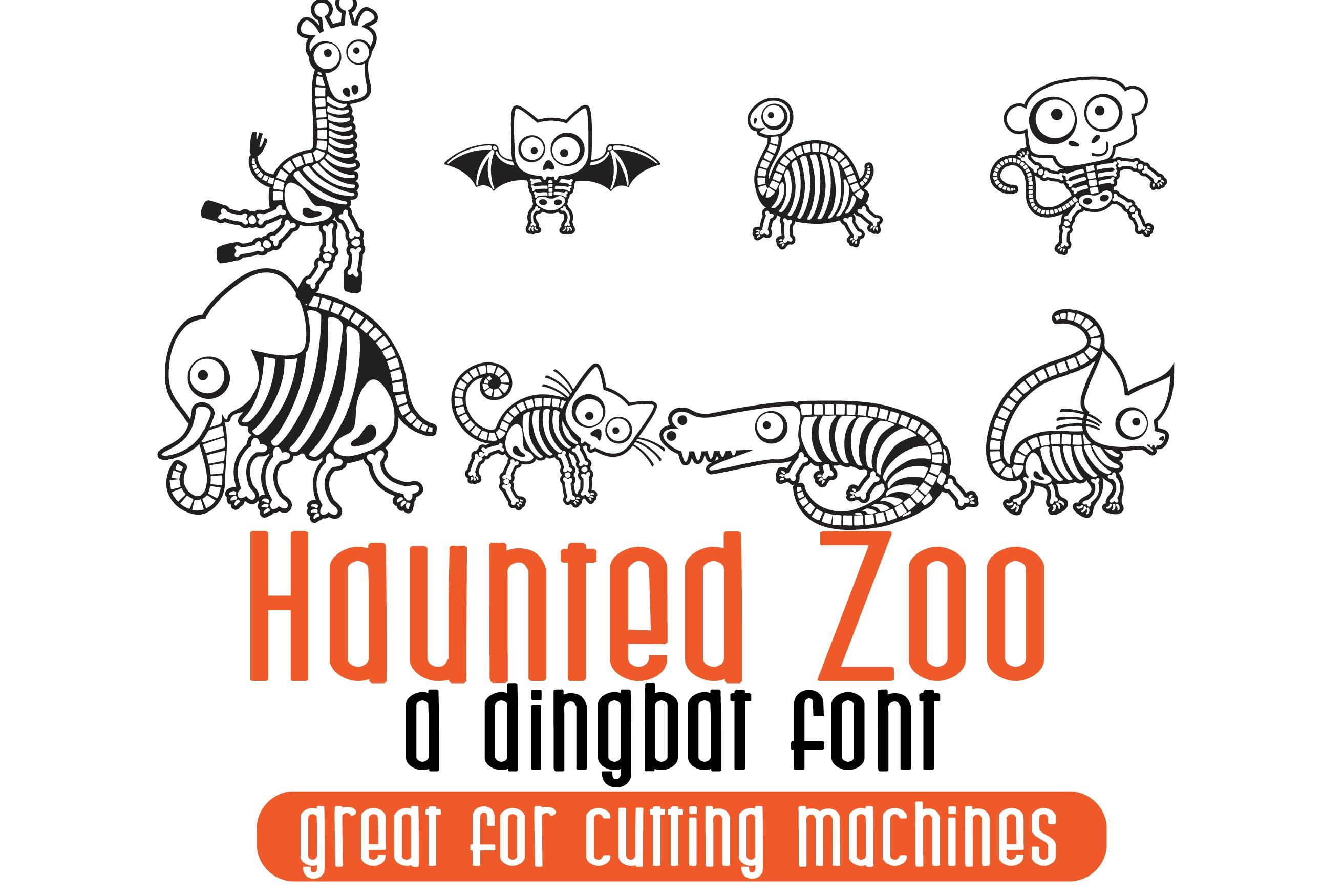 DB Haunted Zoo example image 1