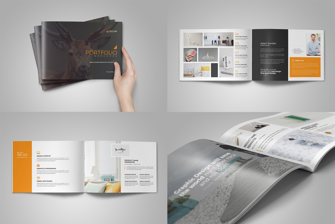 Portfolio Brochure Bundle example image 12