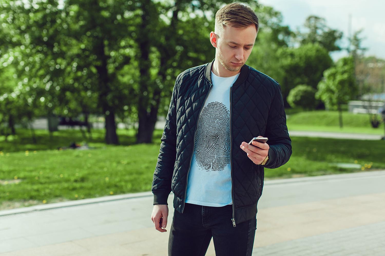 Men's T-Shirt Mock-Up Vol.2 2017 example image 3