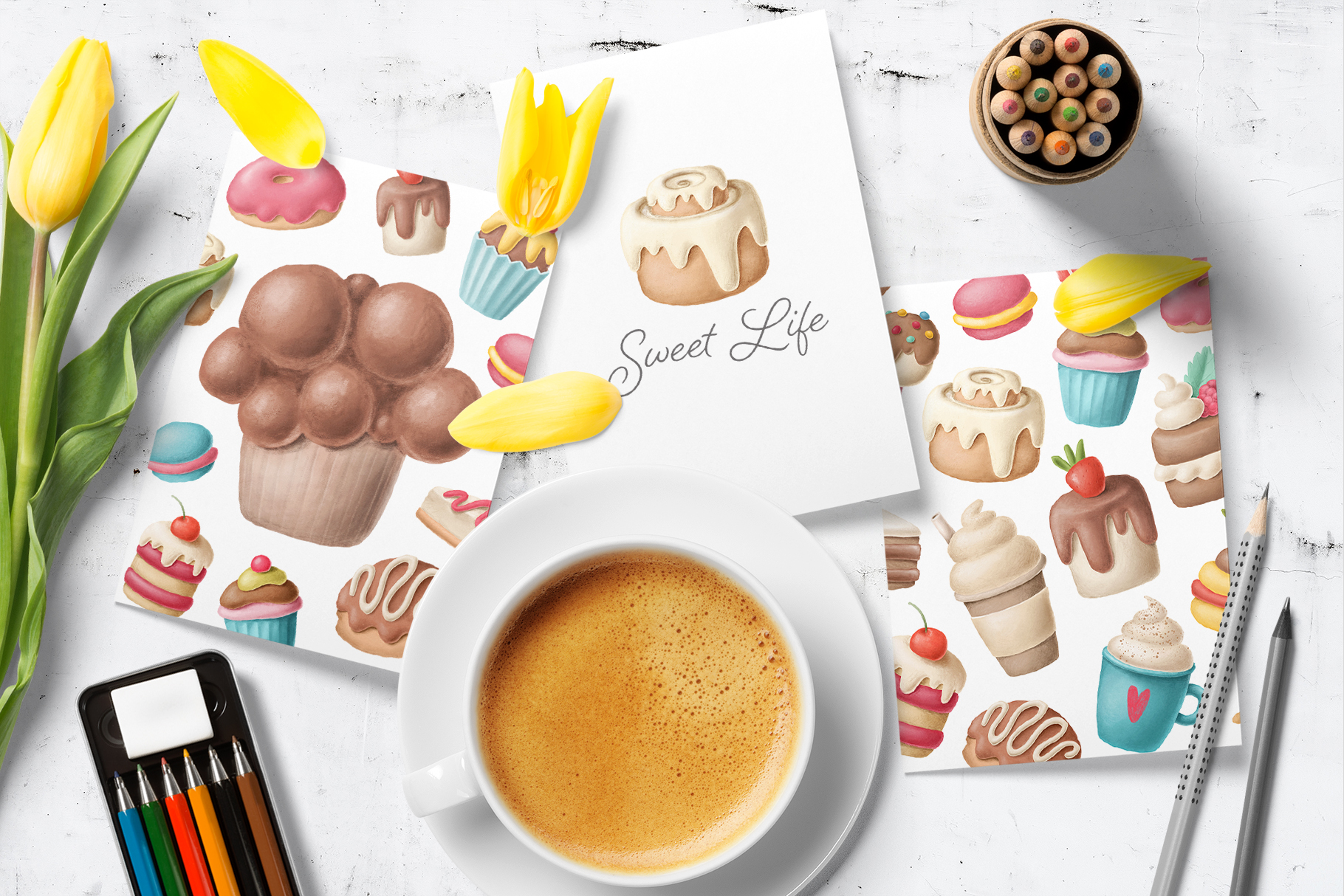 Dessert clipart collection example image 2