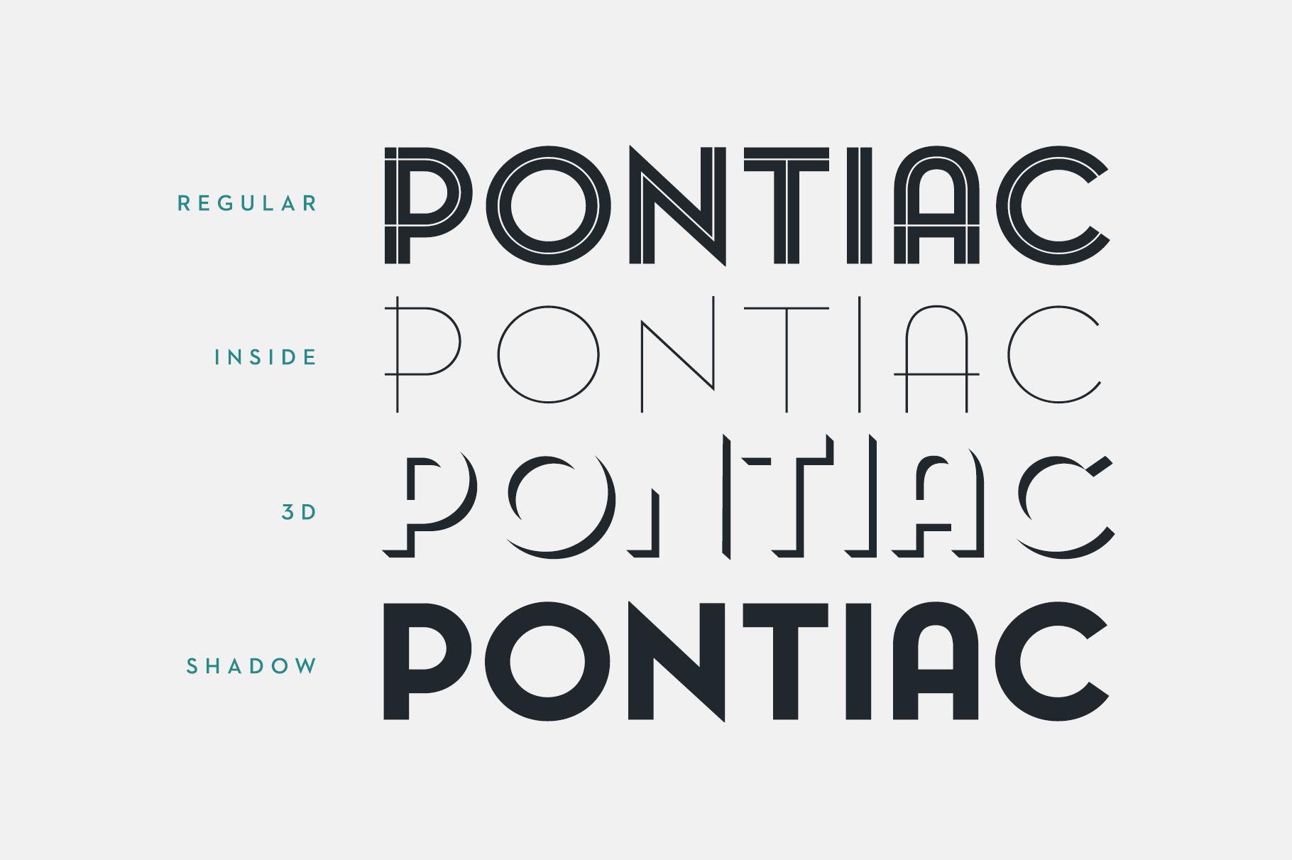 Pontiac Inline example image 3