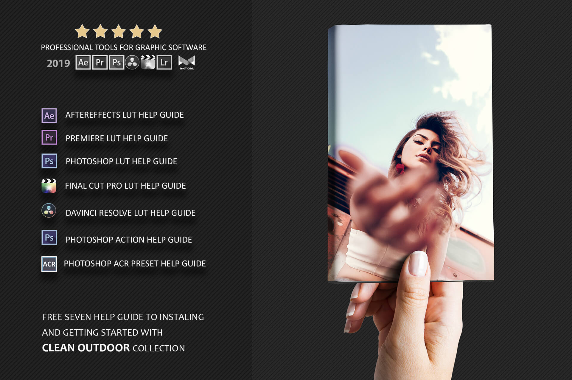 Neo Clean Outdoor Color grading Photoshop Actions example image 3