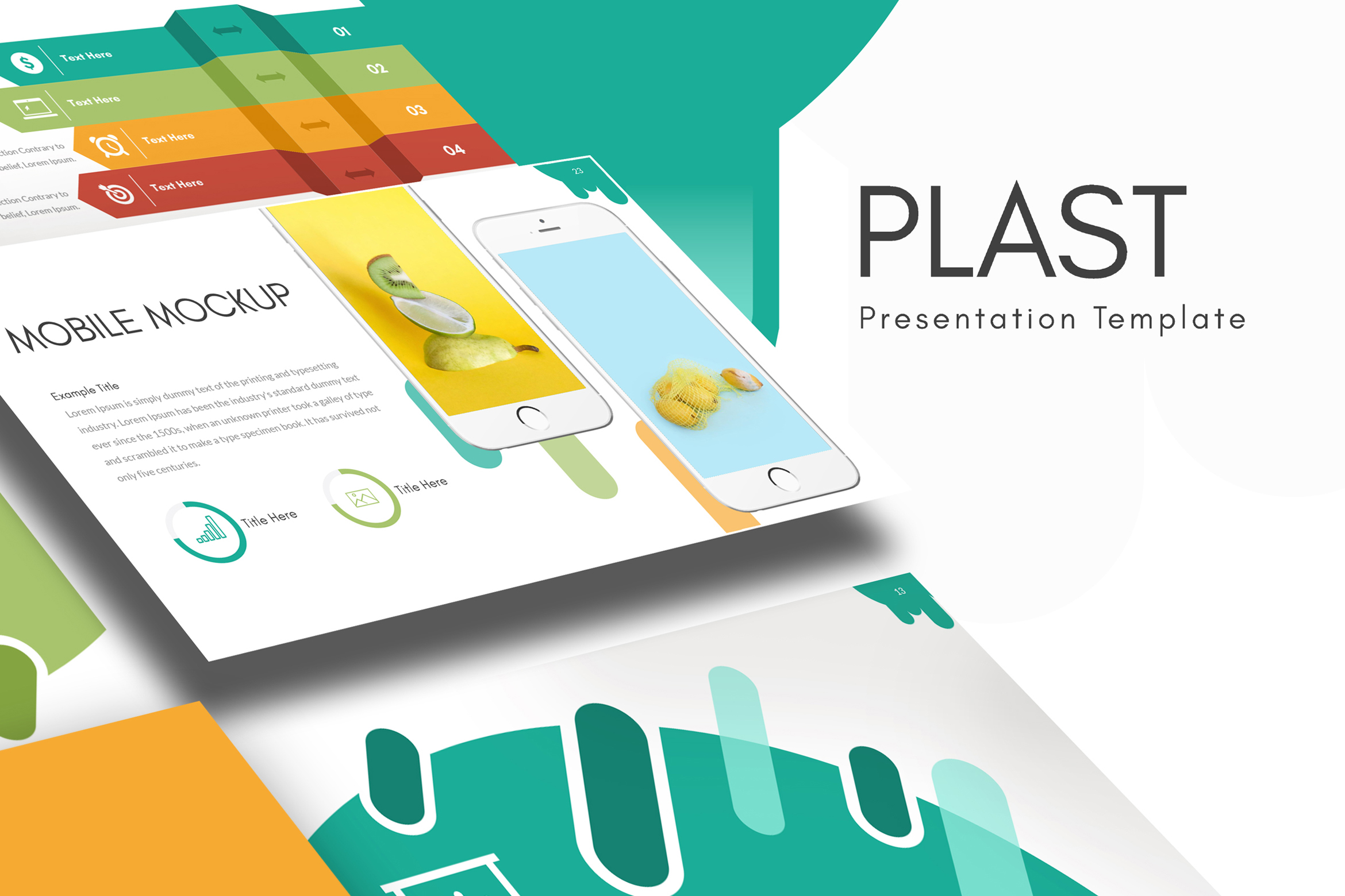 PLAST - Multipurpose Keynote Presentation Template example image 1