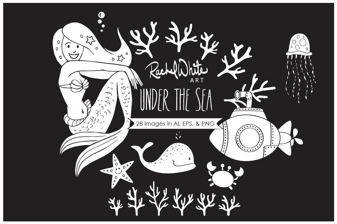 Under the Sea example image 3