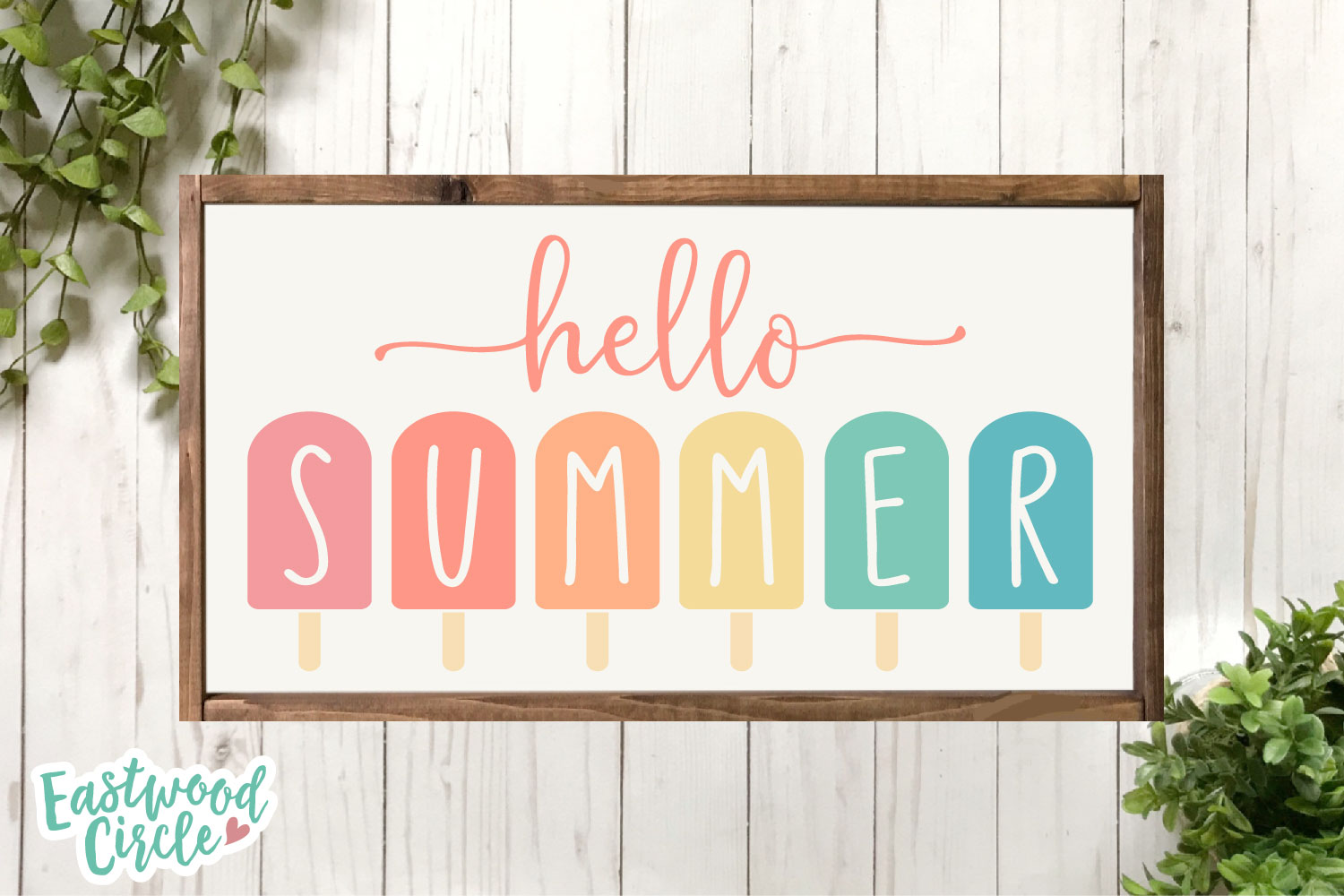 Summer SVG Bundle - Cut Files for Signs example image 2