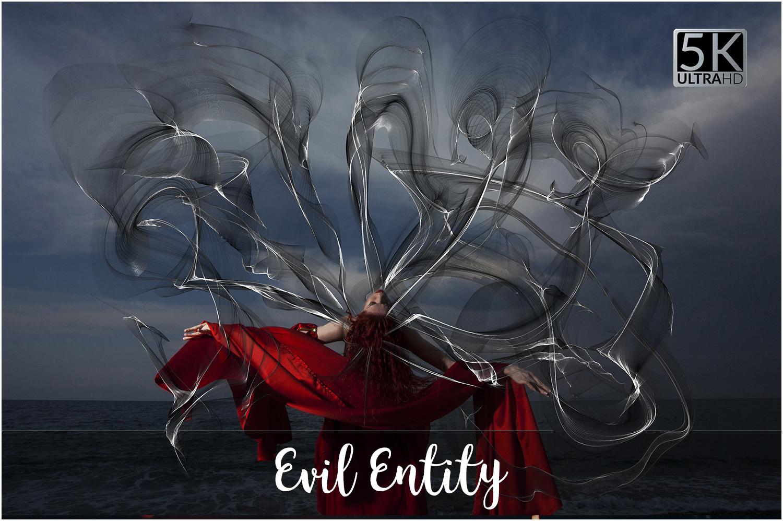 5K Evil Entity example image 1