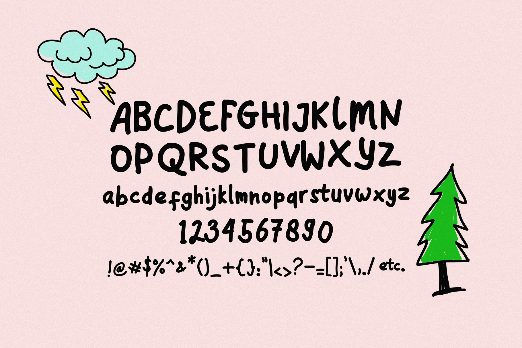 Fun Story Font example image 3