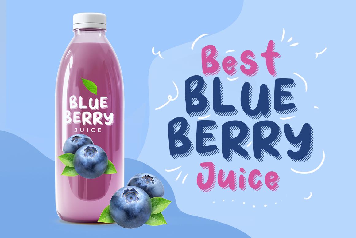 Fresh Blueberry example image 3