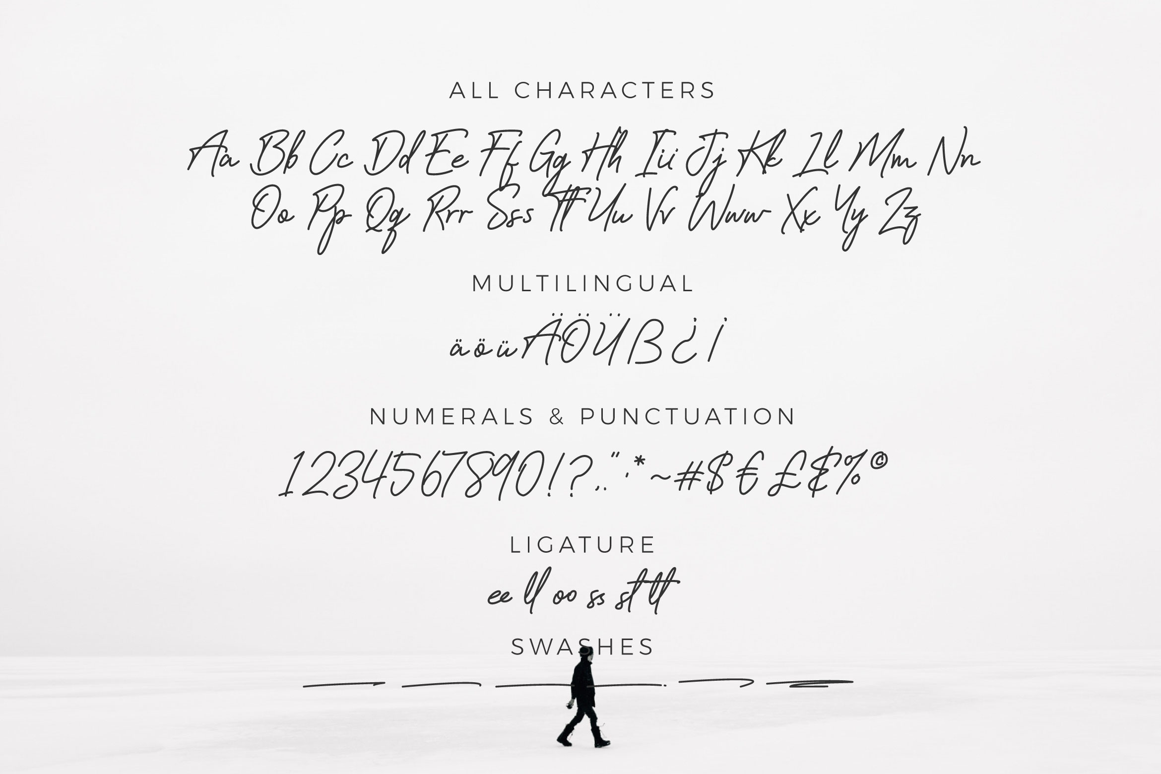 Sadwell - A Casual Handwritten Font example image 11
