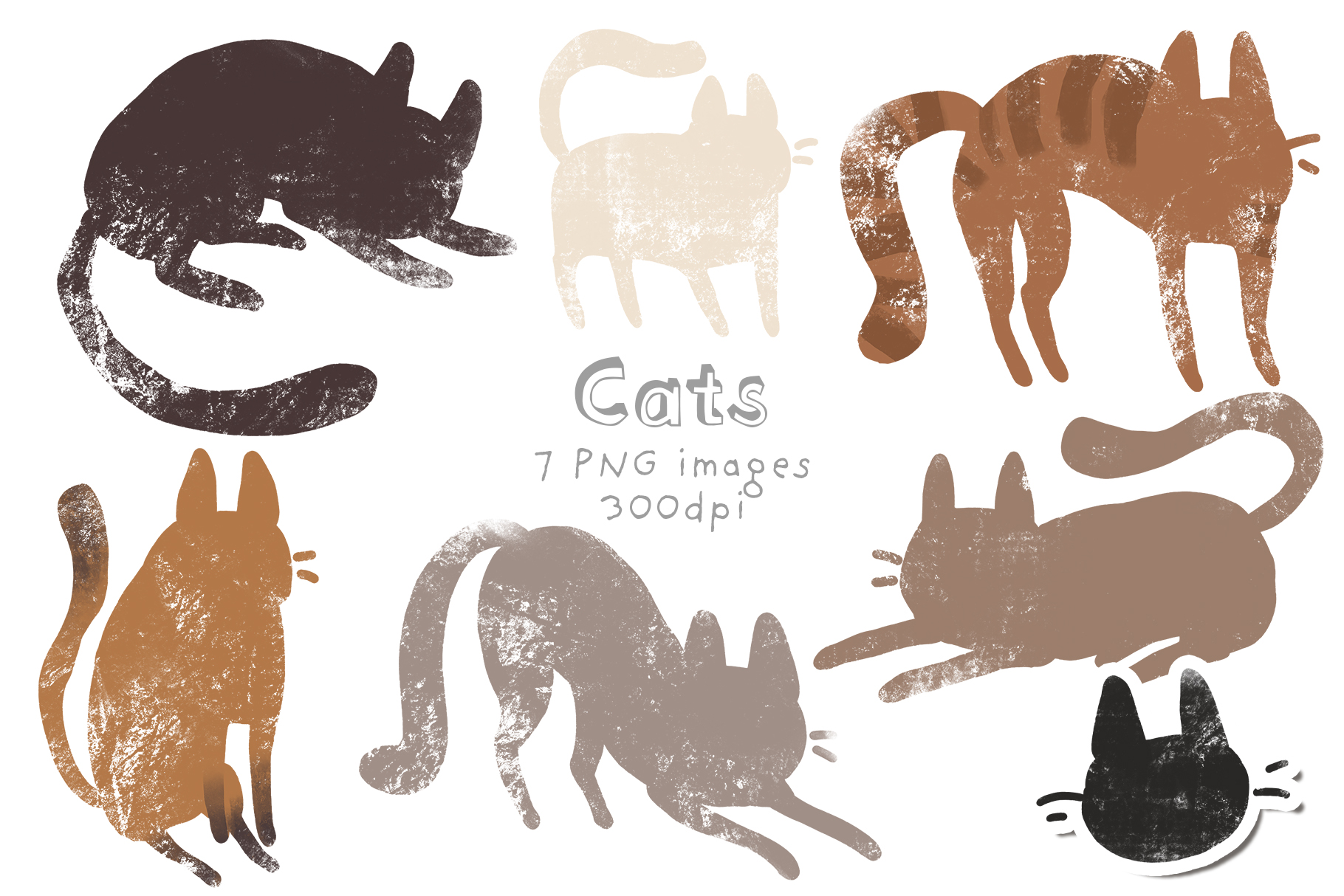 Cats clipart example image 1