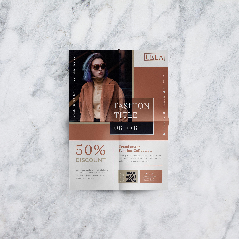 Fashion flyer example image 7