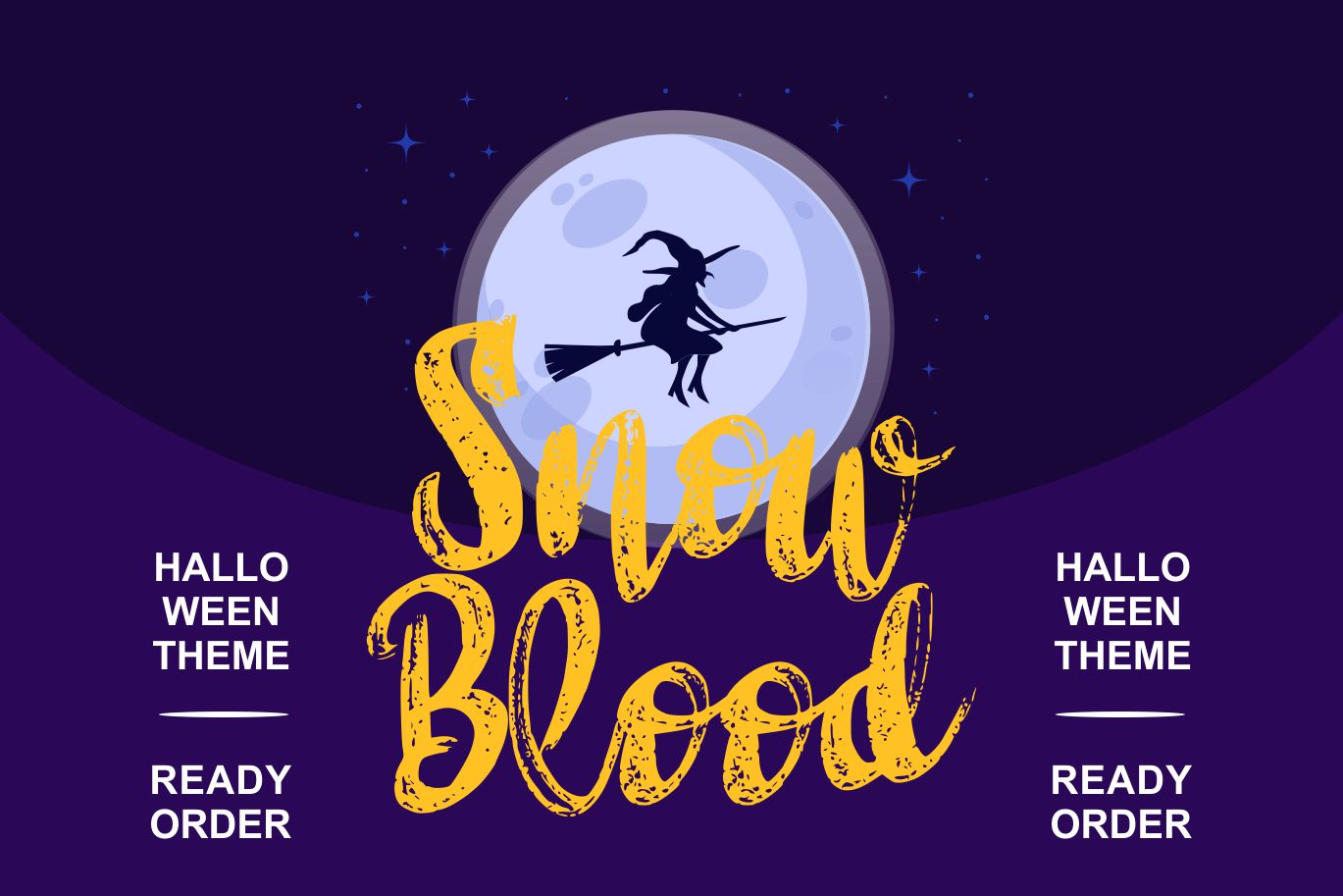 Witch girls | Script Halloween Font example image 3