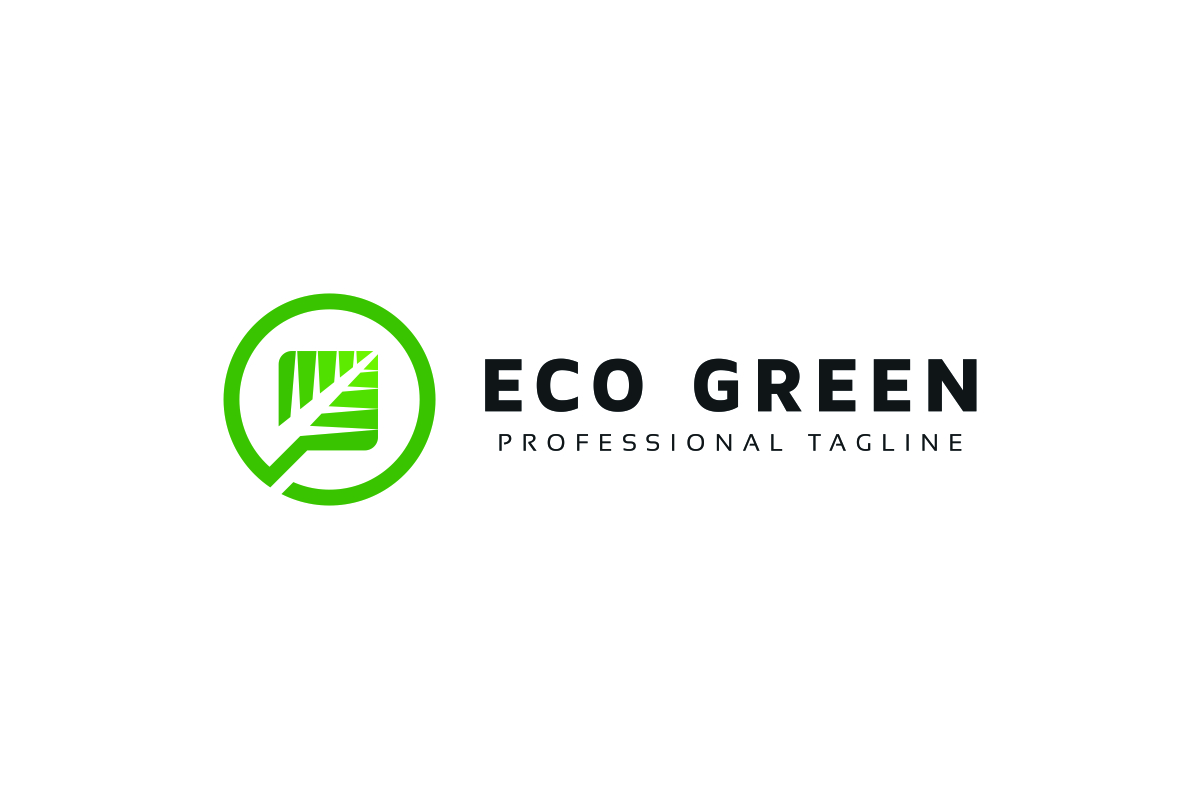 Eco Green Logo example image 3