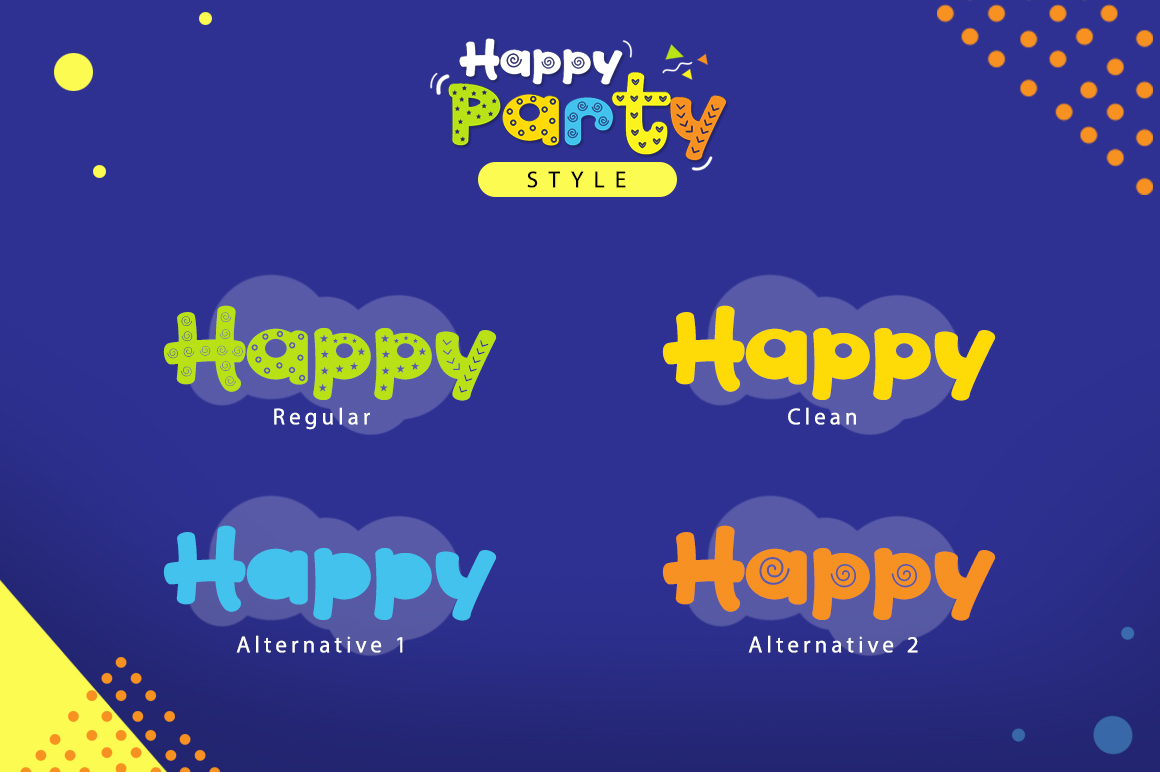 Happy Party example image 2