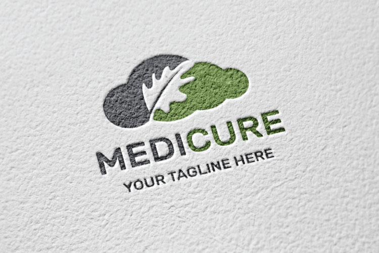 Oak Cloud Logo Design example image 2