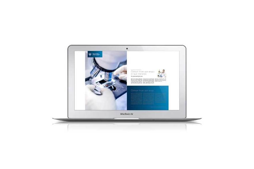 Digital Magazine Template 4 Business example image 3