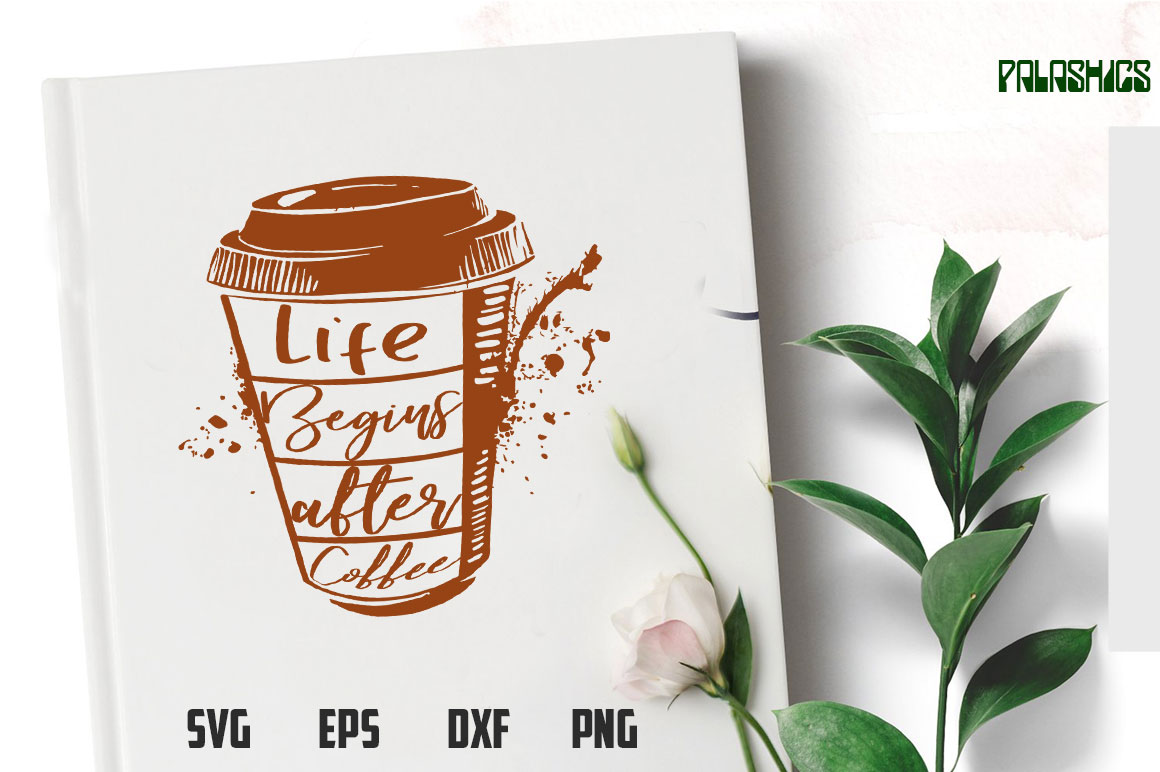 Coffee SVG one Quote 12 designs example image 13